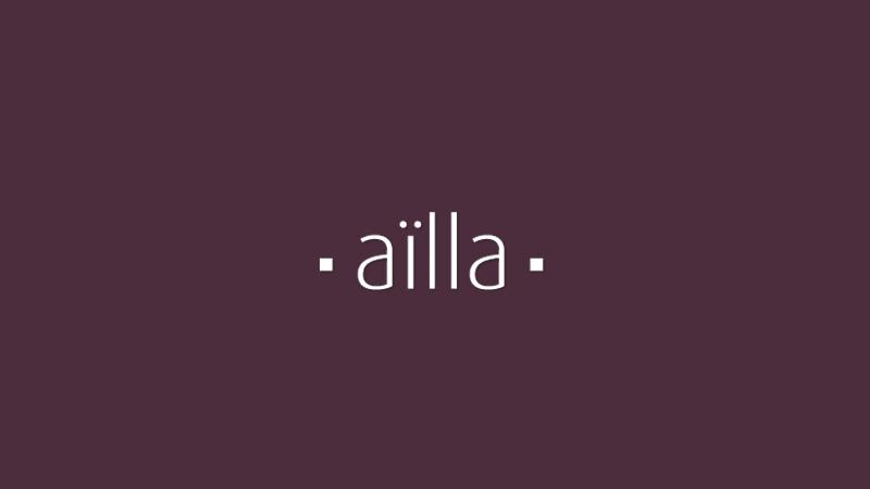 Logo de Aïlla aluminis